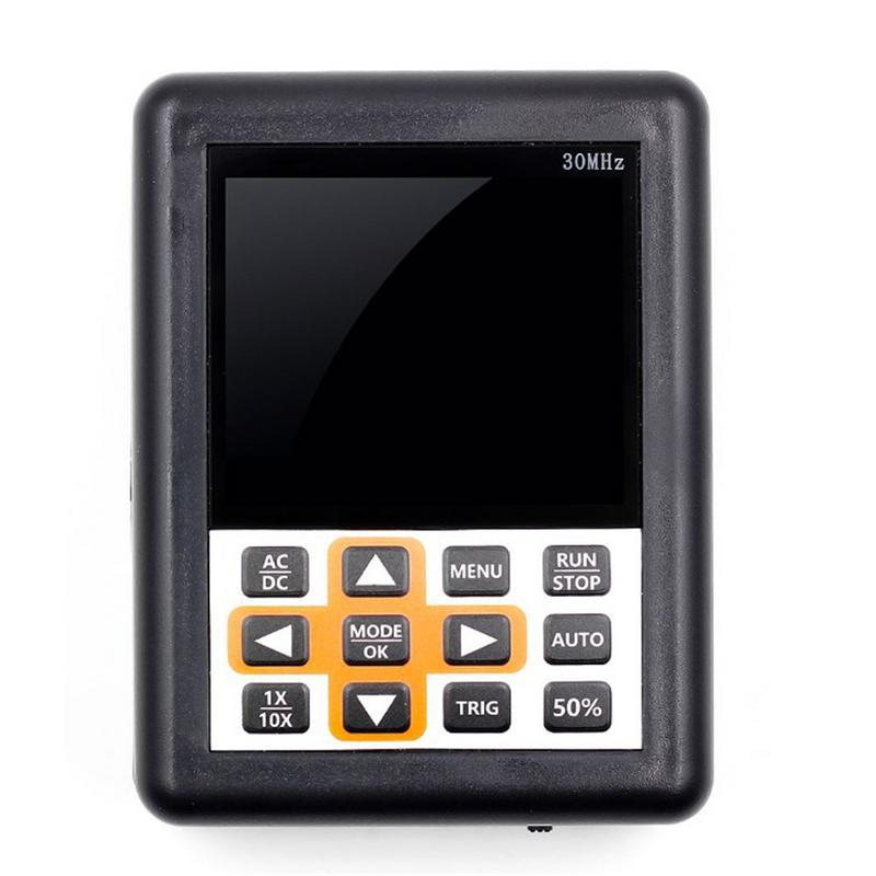 DSO-FNIRSI De Poche Mini Portable Numérique Oscilloscope 30 m Bande Passante 200 20msps Échantillonnage