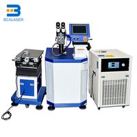 Laser Mould Welding Machines 400W Mould and Die Repairing Laser welding machine mould