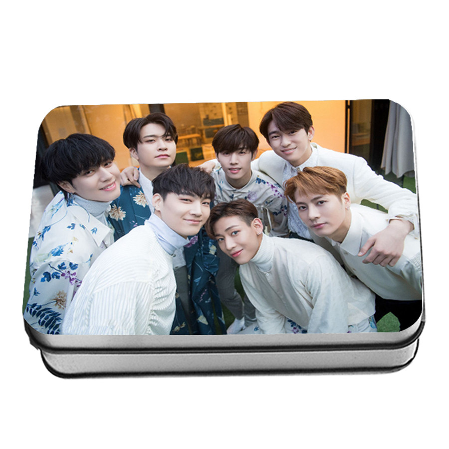 Beads & Jewelry Making Jewelry & Accessories Fine Kpop Got7 Present You&me Edition Polaroid Lomo Photo Card Jackson Yugyeom Hd Photocard With Metal Box 40pc/set
