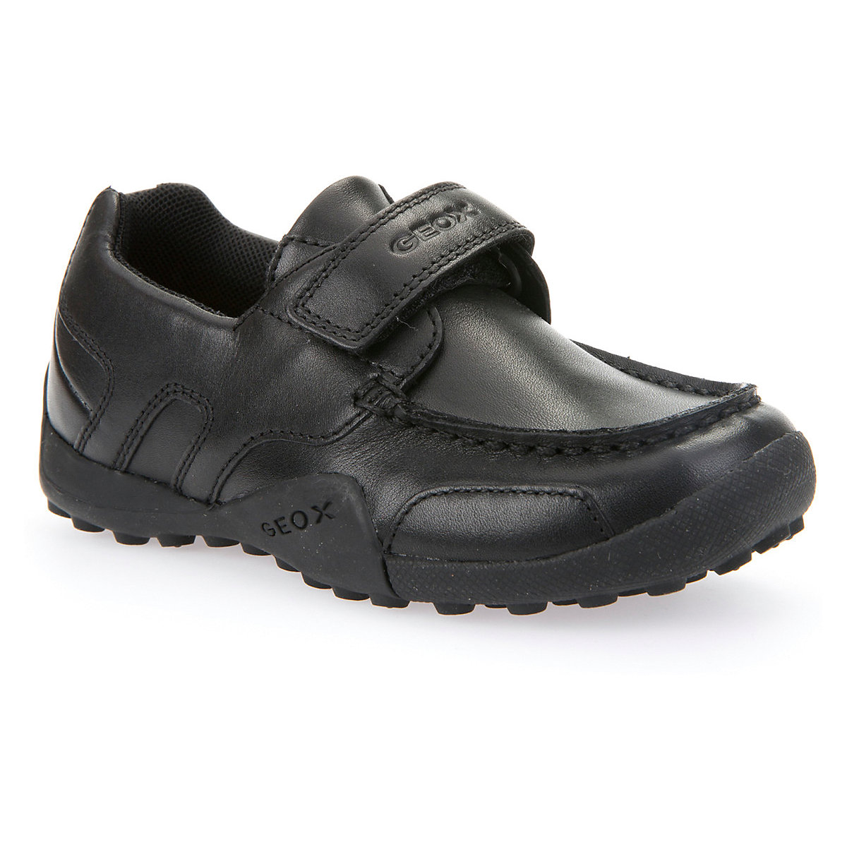 GEOX Children Casual Shoes 8786518 Boys for boy childrens spring/summer Leather school shoes casual middle vamp men leather shoes