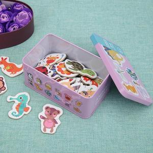 1set Baby Kids Cognition Puzzl