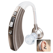 цены Hearing Aids Rechargeable Digital Adjustable Portable Lightweight Hearing Aids Hearing Amplifier for Hearing Loss Elder