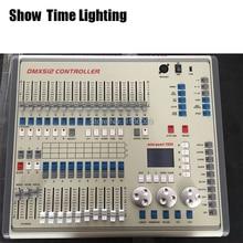 цена на 1 key lighting show Pearl 1024 Controller Stage light DMX 12 console XLR-3 led par beam moving head DJ light stage effect light