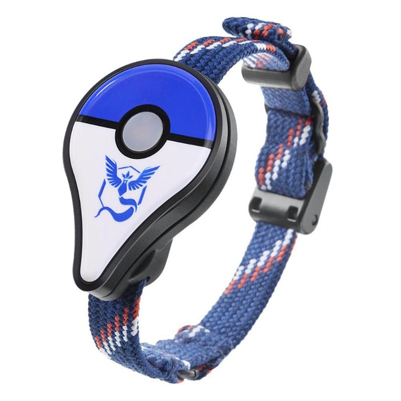 ALLOYSEED For Pokemon GO Plus Bluetooth Bracelet Game Wristband For Nintend Pokemon Go Plus Wrist Bracelet For IOS Android PhoneALLOYSEED For Pokemon GO Plus Bluetooth Bracelet Game Wristband For Nintend Pokemon Go Plus Wrist Bracelet For IOS Android Phone
