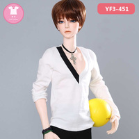 BJD Clothes 1/3 Leisure Fashion Suit For the Supergem Male Body Doll Accessories