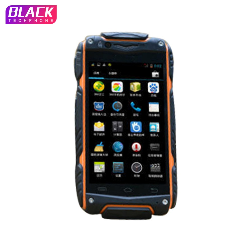 Guophone V8 4.0inch MTK6572 Dual Core Waterproof shockproof phone 3G 512MB RAM 4GB ROM Smartphone android 5MP GPS Dual Sim phone