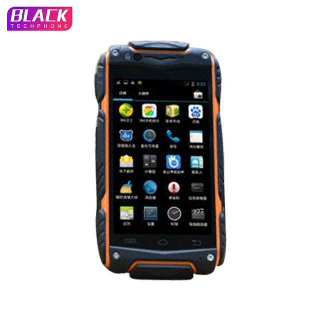 Guophone V8 4.0inch MTK6572 Dual Core Waterproof shockproof phone 3G 512MB RAM 4GB ROM Smartphone android 5MP GPS Dual Sim phone