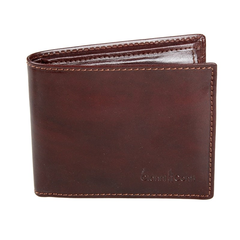 Coin Purse Gianni Conti 907018 Brown coin purse gianni conti 907018 black