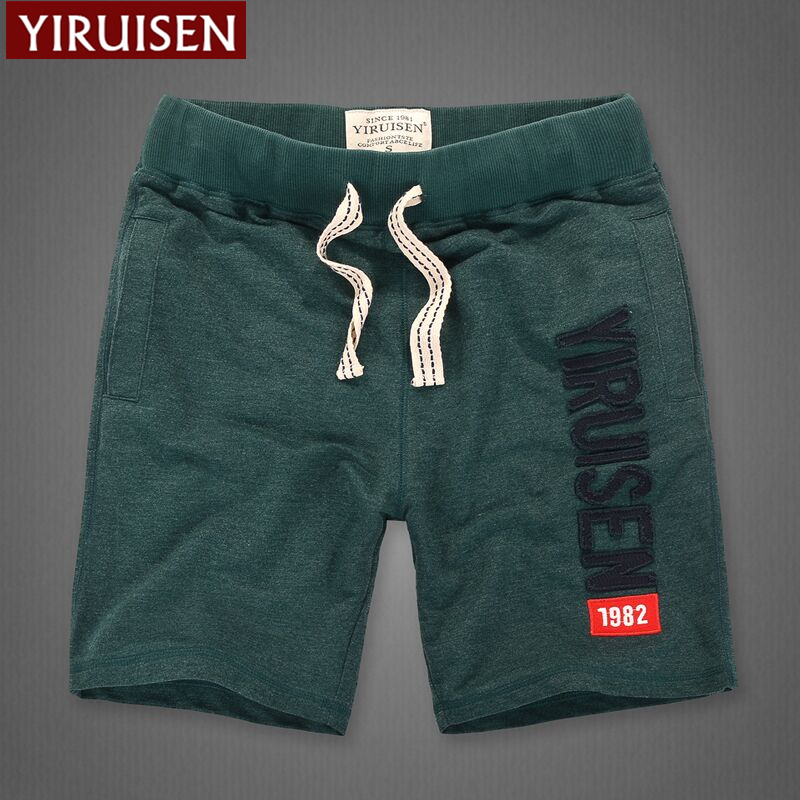 2017 New YiRuiSen Brand   Shorts   Men TOP Quality AFS Board   Shorts   S-3XL 100% Cotton Summer   Short   Pants For Man Bermuda Masculina