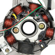 7 1/2 Coils Magneto Stator For  CG 125cc 150cc Engines ATV Dirt Bike Go Kart Sunl Taotao Coil Parts