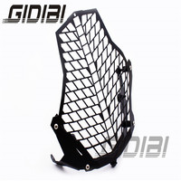 Front Lamp Headlight Guards Protector Cover For KTM 1290 1190 Adventure & R Adv