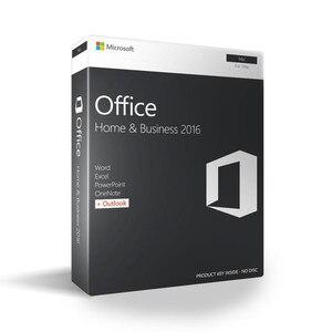 Image 5 - Microsoft Office בית ועסקים 2016 עבור Mac רישיון מוצר מפתח קוד הקמעונאי התאגרף
