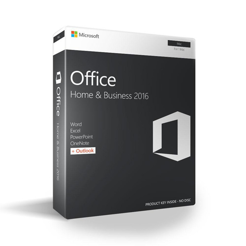 Image 5 - Microsoft Office Home and Business 2016 For Mac License Product key Code Retail Boxed-in Office Software from Computer & Office