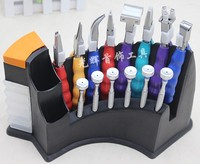 Colorful Pliers Set for Hand Tools Jewelry Tools Long Nose Pliers Diagonal Pliers Fish Mouse