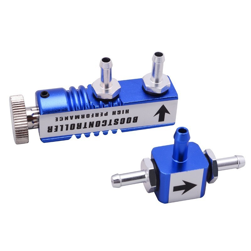 ESPEEDER Универсальный Автомобильный гоночный автомобиль Ручная работа 1-30 PSI турбо в салоне Регулируемый Boost контроллер заряда комплект синий