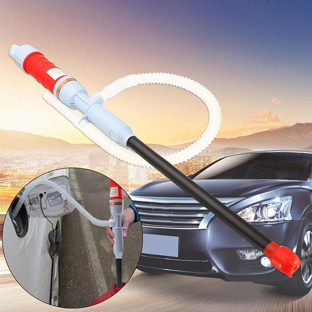 Image 5 - Battery Operated Electric Siphon Car Oil Pump Water Liquid Transfer Pipe Hand Pipe Pump Car Pumping oil Tool Drain Oil Accessory-in Car Washer from Automobiles & Motorcycles