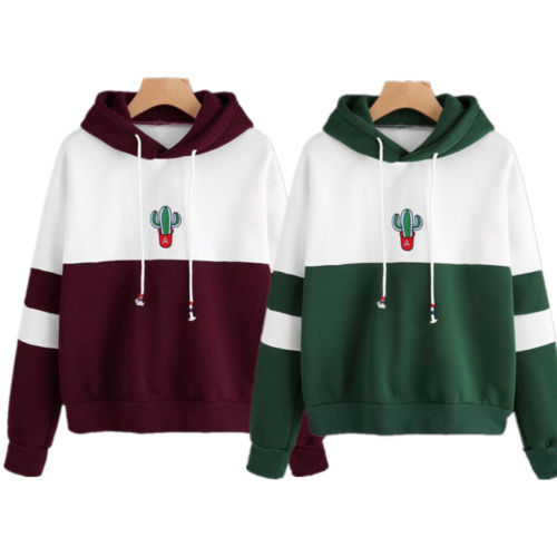 Long Sleeve Pullover Hooded   4