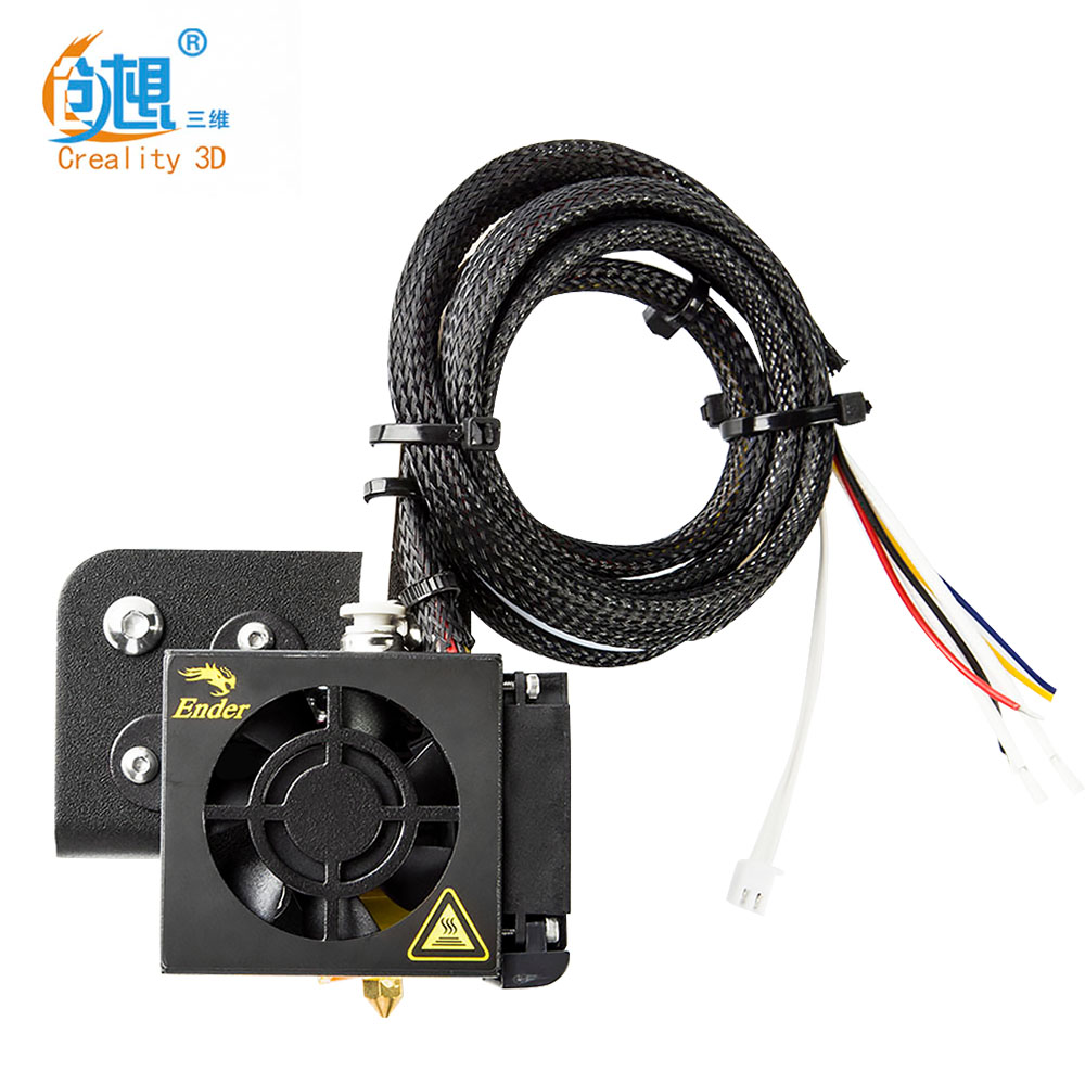 Creality 3D Ender 3 Official Full Assembled Extruder Kit 3D Printer Parts Accessories for Ender 3s
