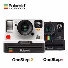 Die hot spot Polaroid fotografieren die Onestep2 VF + von Reiter der regenbogen kamera für einmal bildgebung in schwarz und weiß