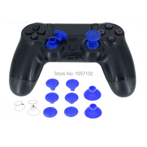 Image 3 - 8pcs Enhanced Durable Removable Thumbsticks Analog Stick Joystick Caps Covers Swap Grips for Sony PS4 SLIM PS4 Pro Controller