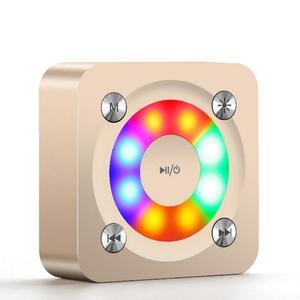 Image 2 - A9 سماعة لاسلكية تعمل بالبلوتوث المتحدث مضخم صوت محمول في الهواء الطلق LED سرادق بطاقة المدرجة لاعب ستيريو Hd الأصوات المحيطة الأجهزة