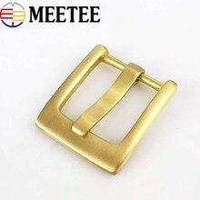 High Quality Solid Brass Men Belt Buckles Metal Pin Buckle For Belt 38-39MM DIY Leather Craft Belt Head Jeans Accessories стоимость