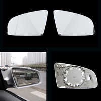 Car Replacement Left Right Heated Wing Rear Mirror Glass for Audi A4 B6 B7 2001 2002 2003 2004-2008 A6L C6 2005 2006 2007 2008