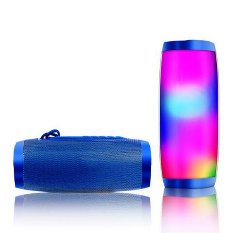 Bluetooth Speaker Sound-System Music-Surround Stereo Portable Caixa-De-Som