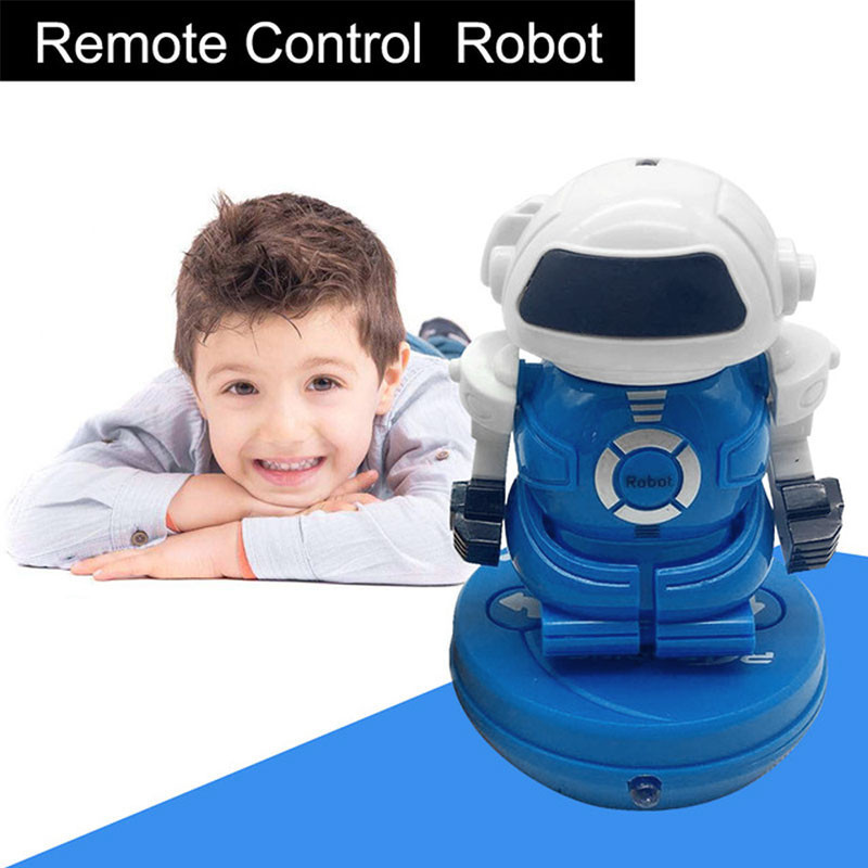 Remote Control Robot Toy Smart RC With Sing Dance Action Figure For Boys Children Birthday Gift Fantasy Science Fiction