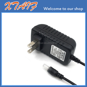 Image 4 - High Quality 6.5V 1500mA 6V 1.5A 5.5*2.5mm 2.1mm Universal AC DC Power Supply Adapter Wall Charger EU/US/UK Plug Positive inside