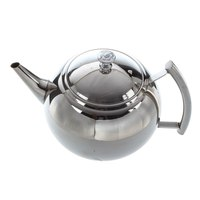 2000ML Stainless Steel Teapot Tea Pot Coffee With Tea Leaf Filter Infuser  25*15*17cm|Teapots| |  -