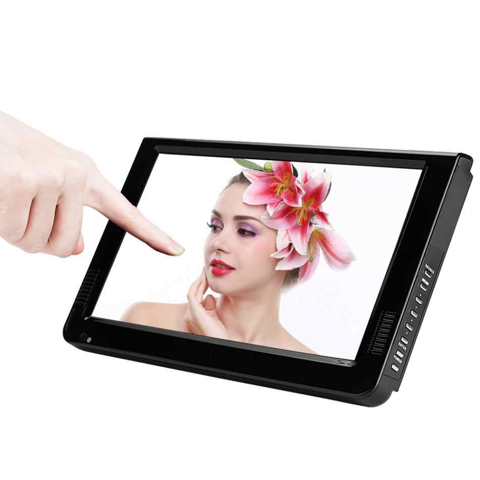 LEADSTAR 7 inch DVB-T-T2 16:9 Portable TFT-LED HD Digital Analog Color TV Television Player UK Plug for UK Malaysia Hot sale