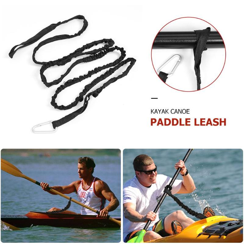 Kayak Canoe Paddle Fishing Leash Rope Rod Leash Safety with Boats Accessories