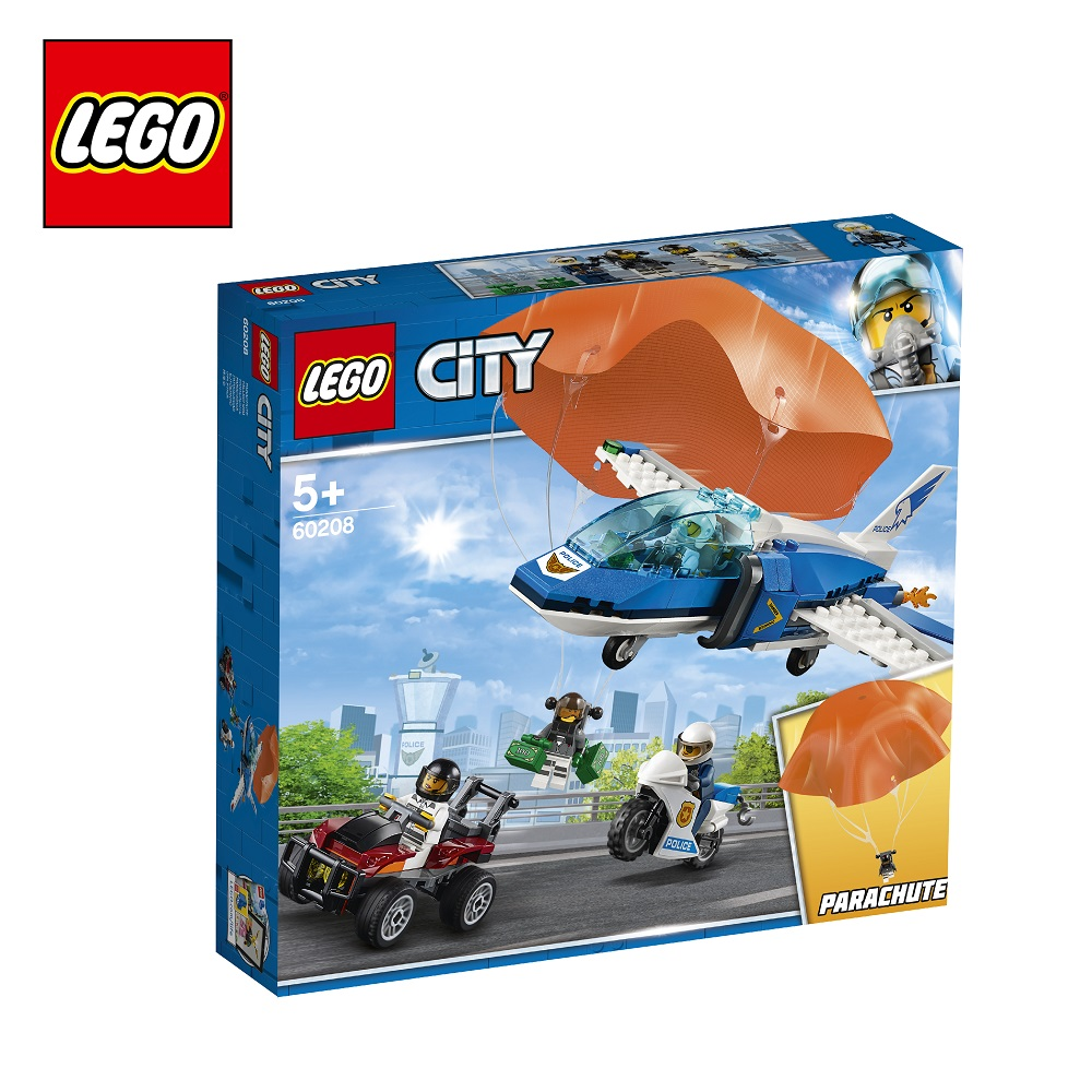 Blocks LEGO 60208 City play designer building block set  toys for boys girls game Designers Construction compatible legoing building city street view moc block le petit paris restaurant with led lights bricks toys for kid gift