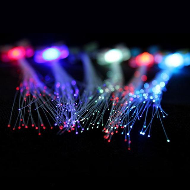 LED Flash Light Hairpin  2