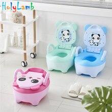 Cute Animal Baby Pot For Newborns Kids Potty Training Childrens Seat Urinal Nursery Pad On The Toilet