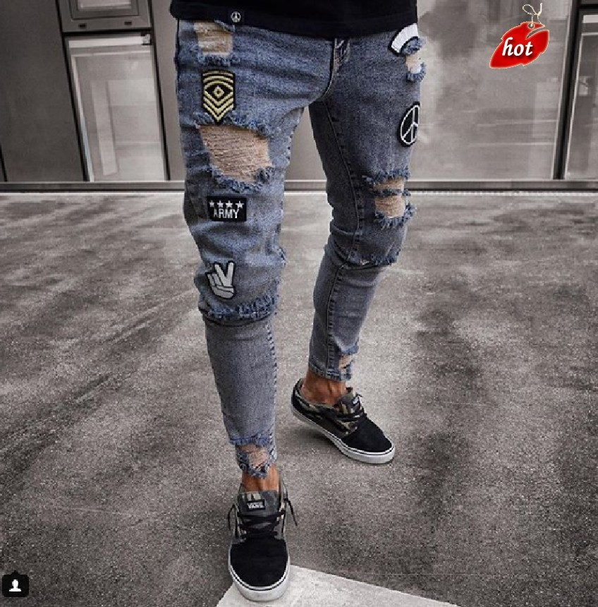 cadc094a038f Großhandel tight hole men jeans Gallery - Billig kaufen tight hole ...