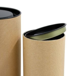 Image 2 - Xin Jia Yi Embalagem Caixa de Papel Forma Redonda Hot Sale Presente Caixa de Gaveta de Papel Colorido Papel Da Folha de Alumínio de Qualidade Alimentar caixa