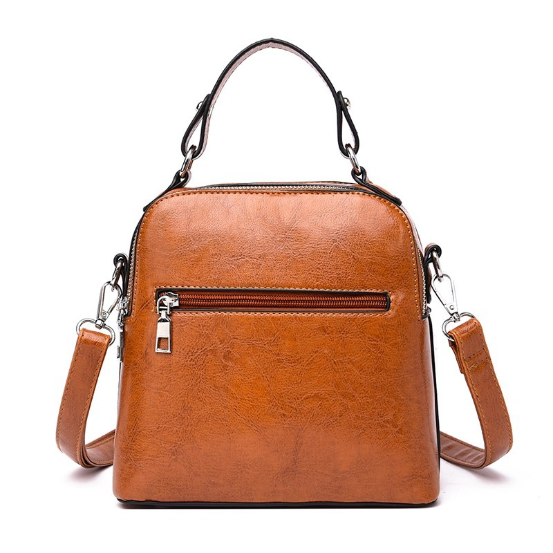 Image 3 - 2019 Small Crossbody Bag For Women Leather Shoulder Bags Bolsas Feminina Small Messenger Bags Female Sac A Main Ladies Bag NewTop-Handle Bags   -