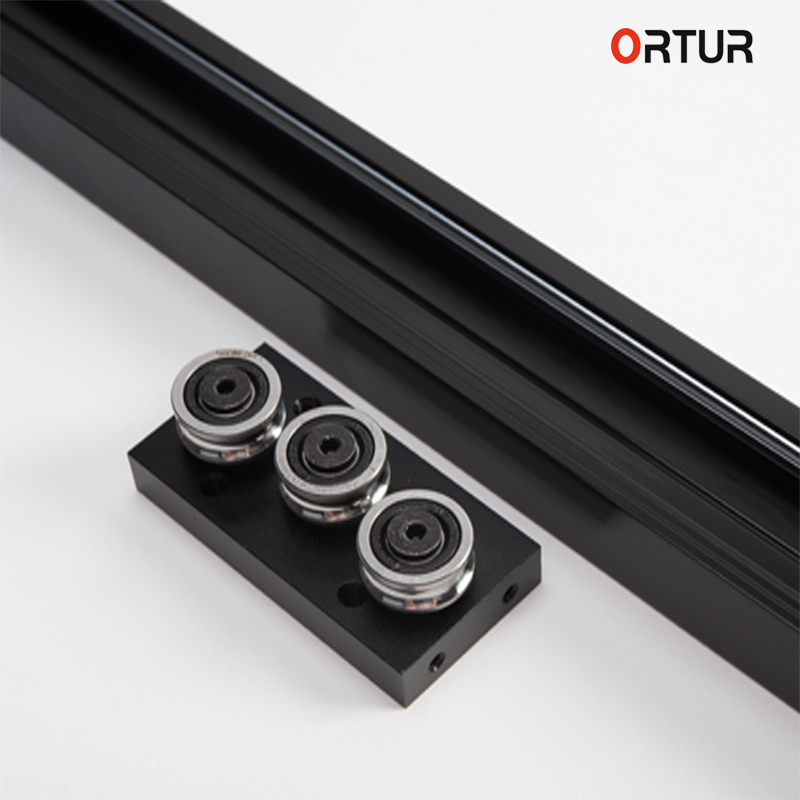 China Ortur factory Metal Linear Guide Rails Industrial 3d Printer With 24V Safety Hotbed Auto Leveling Anti burn Resume Print in 3D Printers from Computer Office