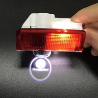 2-10 шт для Mercedes Benz Logo двери автомобиля эмблема теневая лампа призрак светодиодный для A, B, C, E, W213 ML GL Class W205 W212 W246 W176 проектор