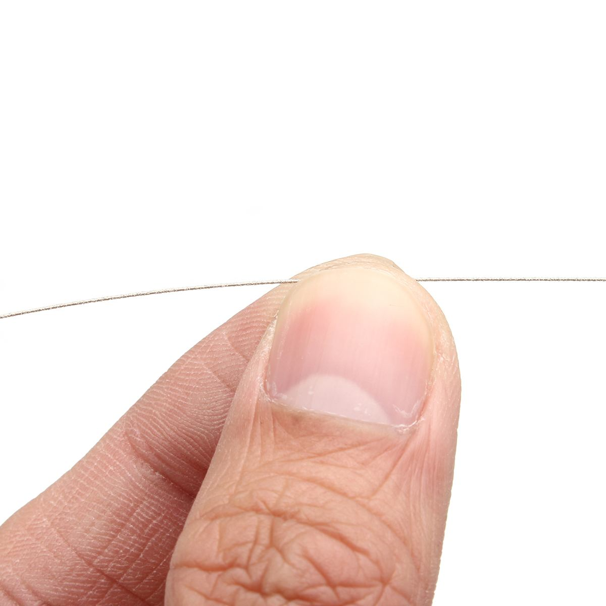 Image 5 - 10m Length DIY Coping Cutting Saw Blades 0.35mm Diamond Cutting Wire Metal Wire Diamond Emery Jade Metal Stone Glass-in Saw Blades from Tools