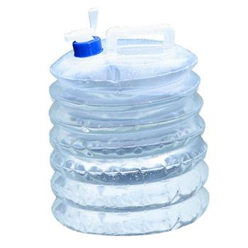 1pc 5L/10L Outdoor Camping Water Bag