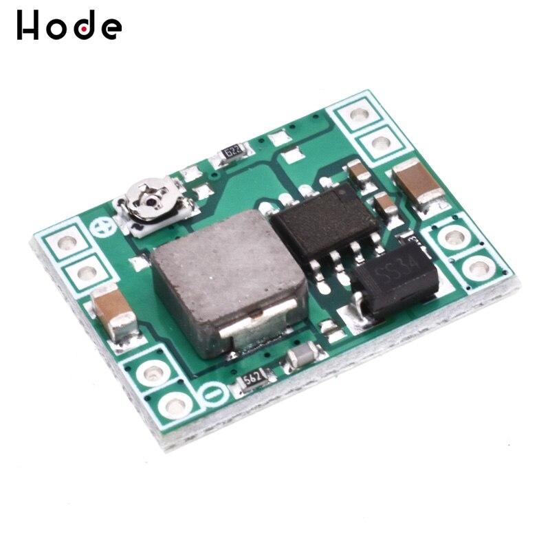 1 Stücke Mp1584 Ultra-kleine Größe Dc-dc Step Down Power Supply Module 3a Einstellbare Buck Converter Ersetzen Lm2596 Up-To-Date-Styling