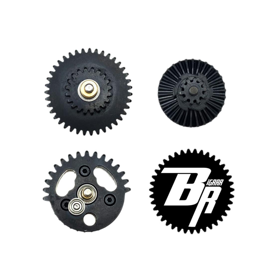 BIGRRR 18 1 16 1 13 1 Standard CNC Alloy Steel Gear for No 2 Gearbox