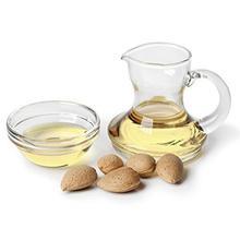 Natural Sweet Almond Moisturizing Massage Oil