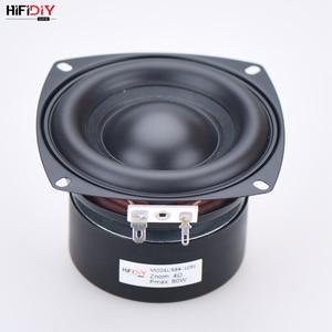 Image 1 - Altavoz de graves de alta potencia para cine en casa, dispositivo de AUDIO HI FI de 4 pulgadas y 80W para Subwoofer 2,1, SB4 105S