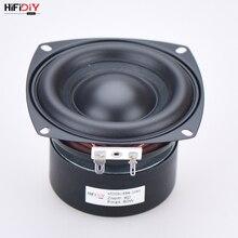 HI FI DIY AUDIO 4 cal 80W głośnik niskotonowy wysokiej mocy długi skok BASS kina domowego dla 2.1 Subwoofer jednostka głośniki SB4 105S