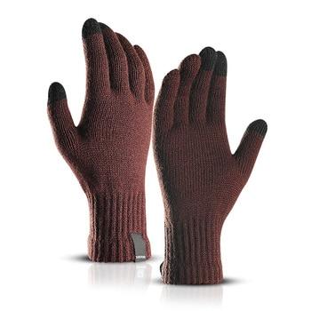 Pánske touch screen rukavice Mitteno – 4 farby