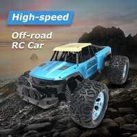 High Speed Drifting RC Cars Alloy Off Road Vehicle Toy Shock Absorber Design Long Distance Remote Control RC Car Toys